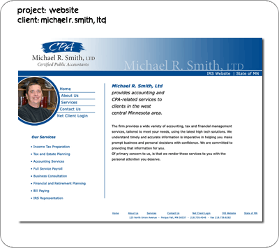 Michael R. Smith, LTD