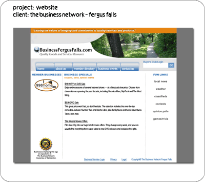 The Business Network - Fergus Falls
