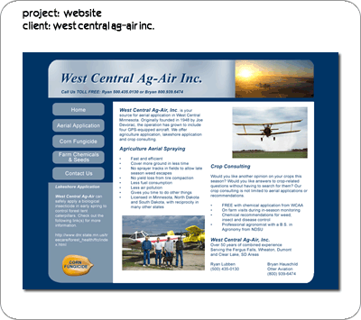 West Central Ag-Air Inc.